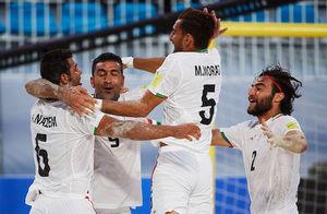 فیلم/ خلاصه فوتبال ساحلی ایران 5 - پاراگوئه 2
