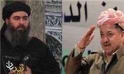 افشای بخشی از پشت پرده همکاری بارزانی با داعش