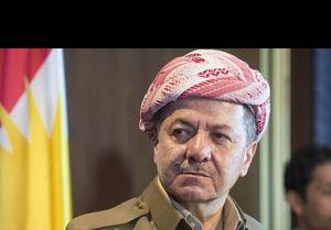 مسعود بارزانی: از اجرای همهپرسی پشیمان نیستم