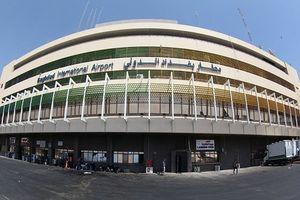 تعلیق پروازهای فرودگاه بغداد به دلیل اعتصاب