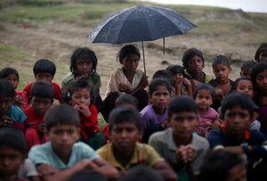 فرار بیش از ۶۰۰هزار روهینگیایی از میانمار