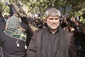 فیلم/ تسلیت حسین یکتا برای عروج اکبر صباغیان