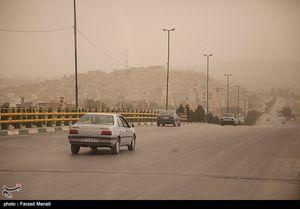 منشا گرد و غبار داخلی در ۵ استان