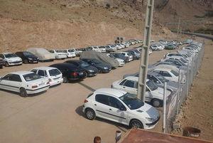 تصاویر هوایی از وضعیت شهر مهران
