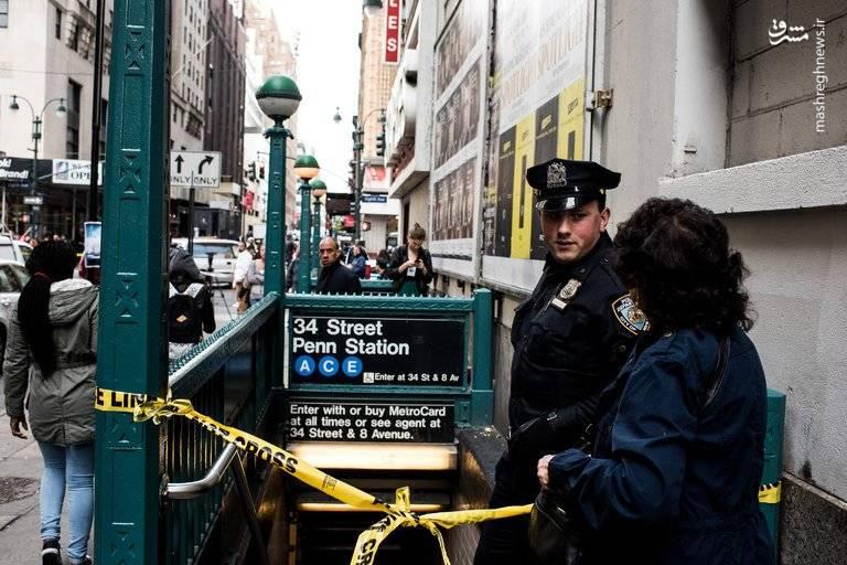 وحشت در منهتن