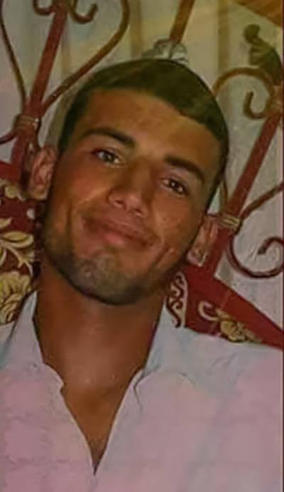 شهید احمد ابو عرمانه