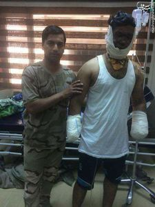سربازی که جان دهها زائر اربعین را نجات داد