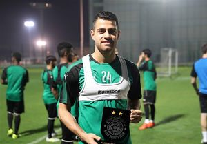 تشکر لژیونر تیم ملی از قطریها