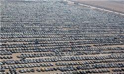 ترافیک سنگین جاده ایلام -مهران+فیلم