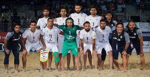 شکست سنگین آمریکا مقابل ساحلی بازان ایران