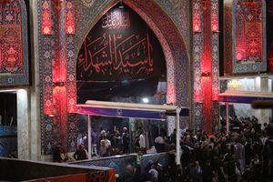 عکس/ حرم امام حسین(ع) یک هفته مانده به اربعین