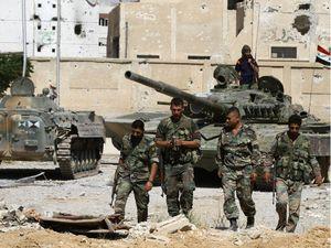 دیرالزور سوریه
