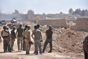 طوفان نیروهای عراقی در مرزهای مشترک با سوریه/ آخرین پایگاه داعش در عراق در آستانه آزادی/ ۴۰ درصد شهر «القائم» در غرب الانبار پاکسازی شد+ نقشه میدانی و عکس