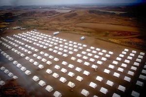 عکس/ افتتاح پایگاه امداد و نجات در مرز خسروی