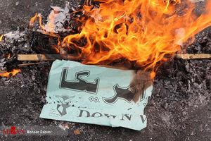 راهپیمایی یوم الله ۱۳ آبان در مشهد