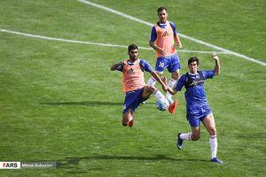 گزارش اسپانیاییها از بازیهای دوستانه ایران