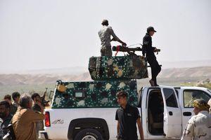 پاکسازی القائم عراق