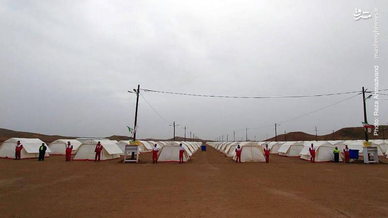 افتتاح پایگاه امداد و نجات خسروی