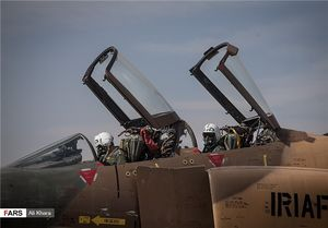 آنچه در رزمایش نیروی هوایی ارتش گذشت