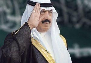 شاهزاده متعب بن عبدالله وزیر گارد ملی عربستان