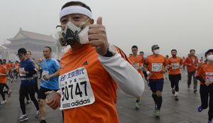 چگونه در هوای آلوده ورزش کنیم؟