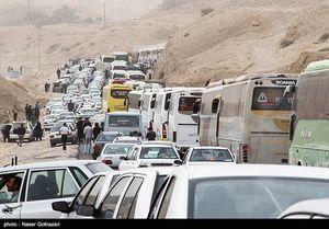 آخرین وضعیت ترافیکی راههای کشور