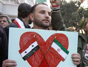 روابط ایران و سوریه
