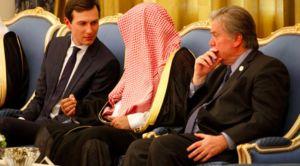 رد پای داماد ترامپ در بازداشتهای اخیر عربستان/ قبضه قدرت توسط ولیعهد سعودی با کودتا + تصاویر