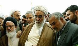 محمدی گلپایگانی: وجود سردار سلیمانی افتخاری برای همه ماست