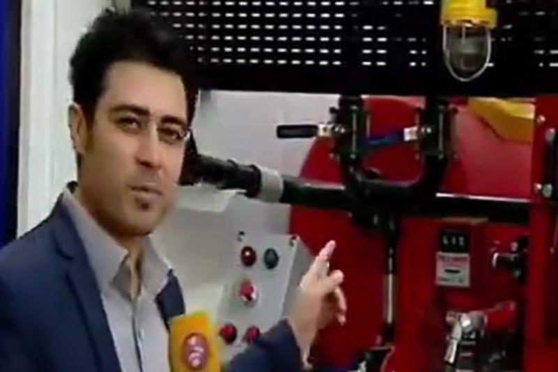فیلم/ تهرانی ها با موبایل بنزین بزنید