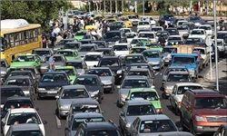 آخرین وضعیت ترافیکی در مرزهای سه گانه کشور