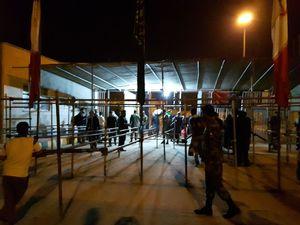۲۲۰۰۰۰۰ نفر زائران اربعین از مرزها خارج شدند