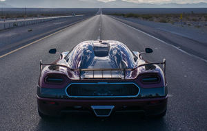 فیلم/ هیولای ۱۴۰۰ کیلویی با سرعت 457 کیلومتر