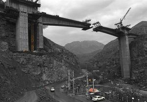 آزادراه تهران-شمال مجوز از محیط زیست دارد؟