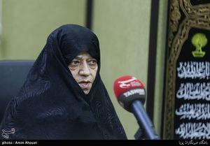 مادر شهیدان حسینجانیان