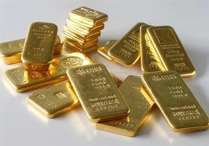 کاهش ۶۰ سنتی قیمت طلا در بازار جهانی/ هر اونس ۱۲۸۳.۹ دلار