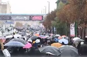 نماهنگ زیبا از پیاده روی اربعین در تهران