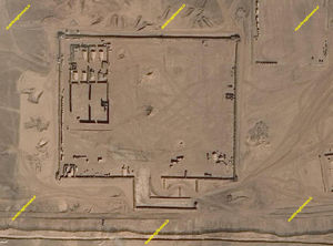 ایجاد پایگاه نظامی آمریکا در شمال سوریه + تصاویر ماهوارهای