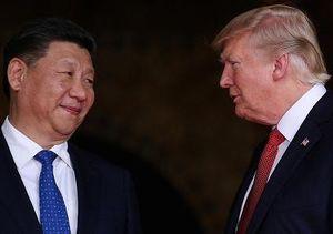 ترامپ شی جین پینگ