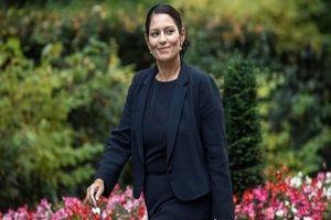 پریتی پاتل وزیر توسعه بین المللی