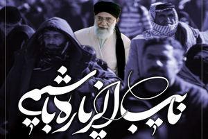 نماهنگ/ دلتنگی رهبر انقلاب در اربعین حسینی