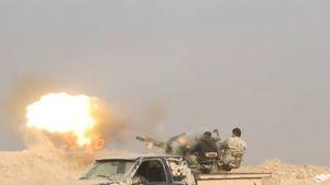 شمارش معکوس برای پایان داعش