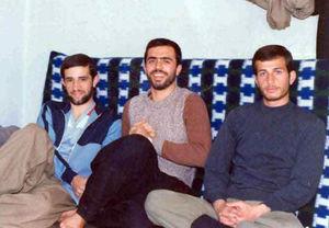 عکس/ یاری که دل «صیاد شیرازی» را صید کرده بود