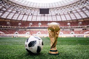 توپ جام جهانی آدیداس