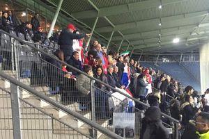 هواداران ایران در اتریش دیدار با پاناما