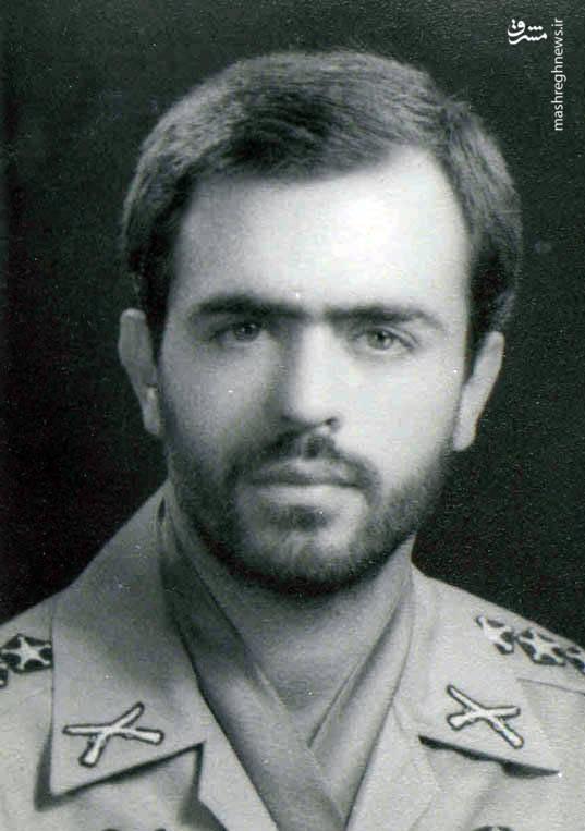 شهید سرتیپ محمدجعفر نصر اصفهانی