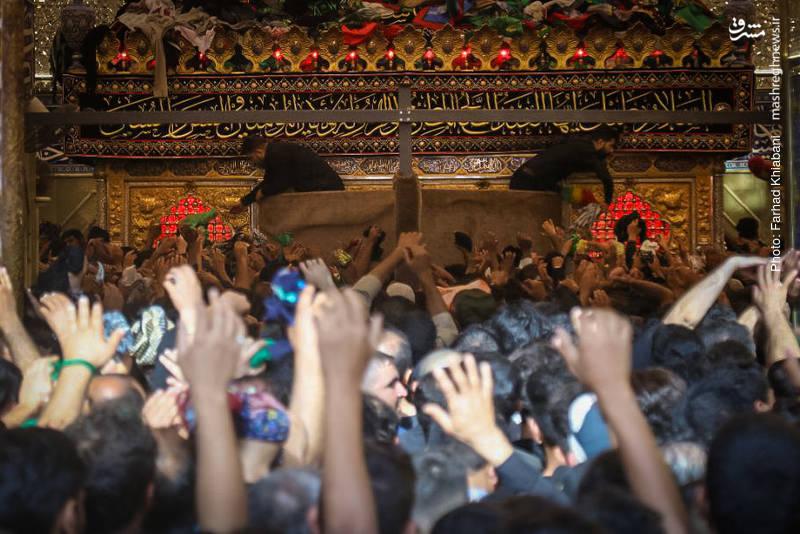 شب اربعین حسینی در کربلای معلی