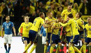 فیلم/ خلاصه دیدار سوئد 1-0 ایتالیا