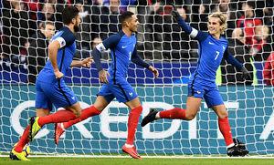 فیلم/ خلاصه دیدار فرانسه 2-0 ولز