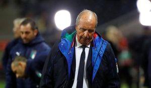 ونتورا از تیم ملی ایتالیا اخراج شد